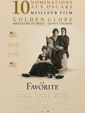 Sortie DVD La Favorite