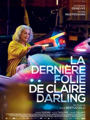 DVD La Dernière Folie De Claire Darling