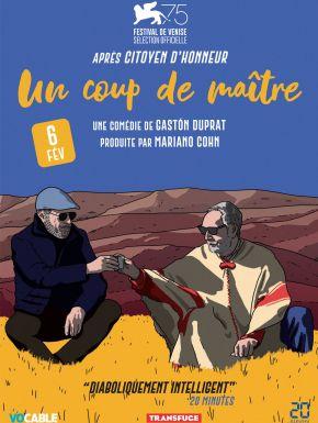 Sortie DVD Un Coup De Maître