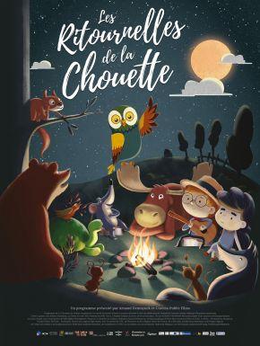 DVD Les Ritournelles De La Chouette