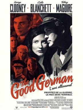 sortie dvd	  The Good German