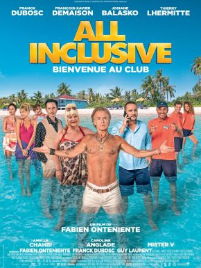Jaquette dvd All Inclusive