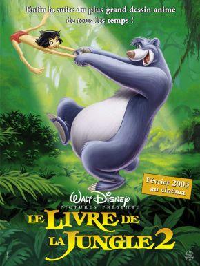 Sortie DVD Le Livre De La Jungle 2