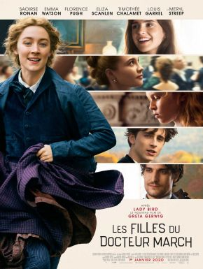 Les Quatre Filles Du Docteur March en DVD et Blu-Ray