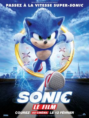 Achat DVD Sonic, Le film