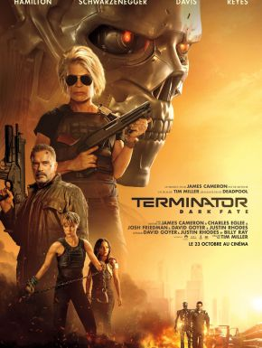 DVD Terminator: Dark Fate