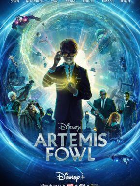 DVD Artemis Fowl
