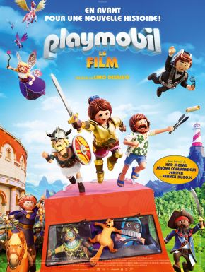 DVD Playmobil, Le Film