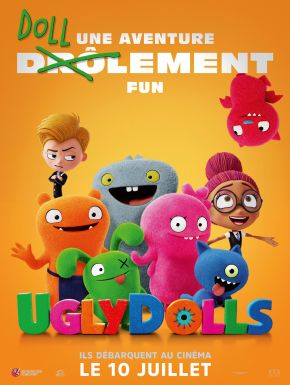 Sortie DVD UglyDolls
