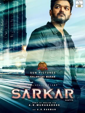 Sarkar DVD et Blu-Ray
