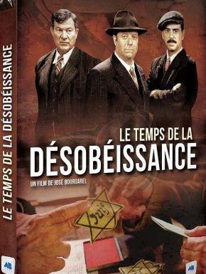 Jaquette dvd Le Temps De La Désobéissance