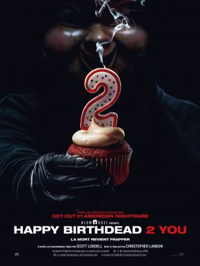 Sortie DVD Happy Birthdead 2 You