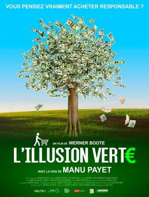 Jaquette dvd L'Illusion Verte