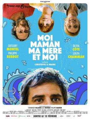 DVD Moi, Maman, Ma Mère Et Moi