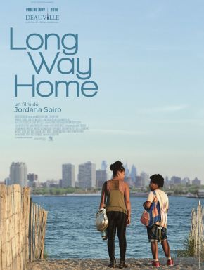 Jaquette dvd Long Way Home