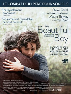 My Beautiful Boy DVD et Blu-Ray