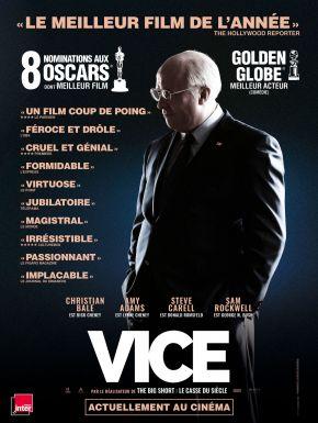 sortie dvd  Vice