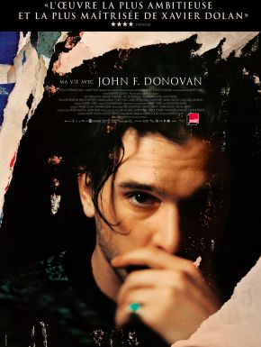 Jaquette dvd Ma Vie Avec John F. Donovan