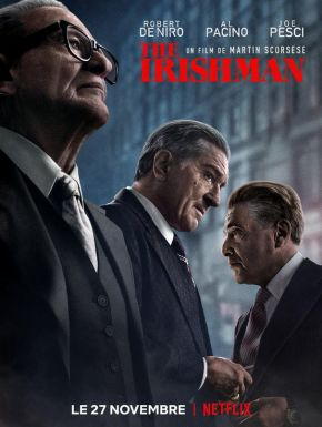 DVD The Irishman