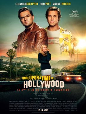 Once Upon A Time In Hollywood DVD et Blu-Ray