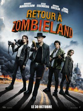Jaquette dvd Retour À Zombieland