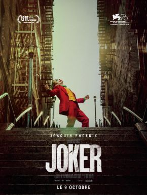 Joker DVD et Blu-Ray