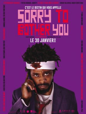 DVD Sorry To Bother You