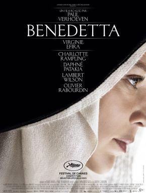 Benedetta DVD et Blu-Ray