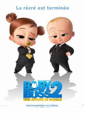 DVD Baby Boss 2