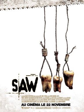 Jaquette dvd Saw 3
