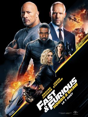 Sortie DVD Fast & Furious : Hobbs & Shaw