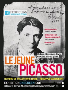 DVD Le Jeune Picasso