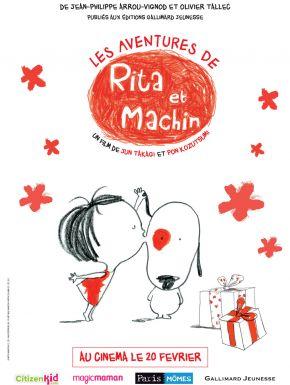 DVD Les Aventures De Rita Et Machin