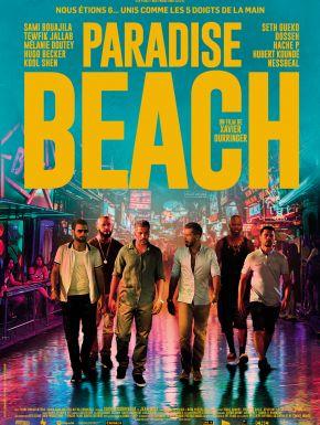 Jaquette dvd Paradise Beach