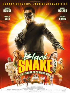 DVD Black Snake, La Légende Du Serpent Noir