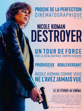 Sortie DVD Destroyer