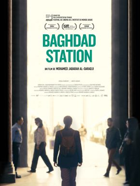 DVD Baghdad Station