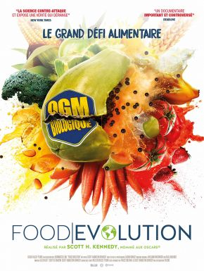 DVD Food Evolution