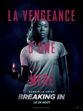Breaking In DVD et Blu-Ray
