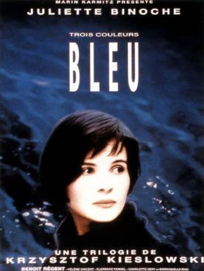 Jaquette dvd Trois couleurs - Bleu