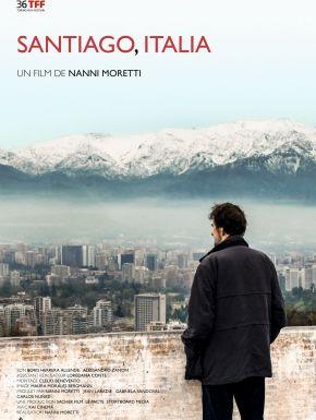 Santiago, Italia en DVD et Blu-Ray