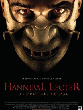 Hannibal Lecter, les Origines du Mal DVD et Blu-Ray