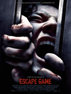 Escape Game en DVD et Blu-Ray