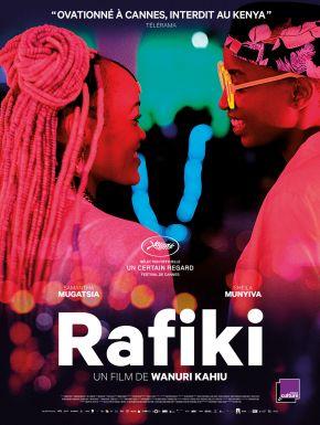 Rafiki en DVD et Blu-Ray