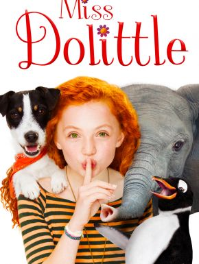 DVD Miss Dolittle