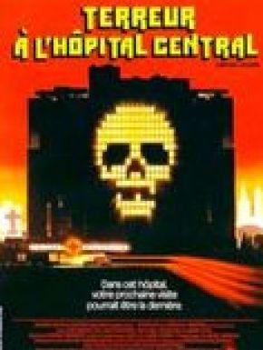 Terreur à L'hôpital Central en DVD et Blu-Ray