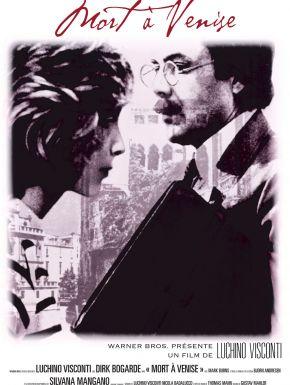 Mort à Venise en DVD et Blu-Ray
