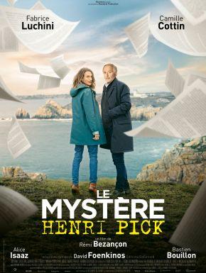 Jaquette dvd Le Mystère Henri Pick