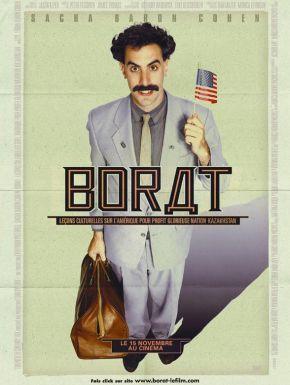 Sortie DVD Borat