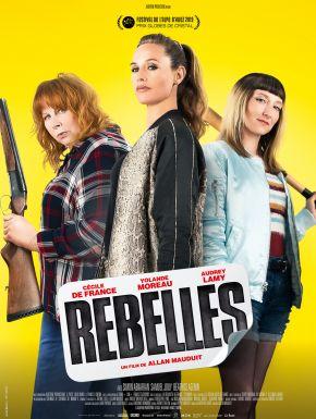 Sortie DVD Rebelles